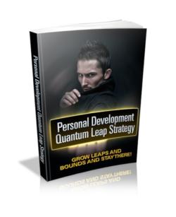 Personal Development Quantum Leap Strategy PLR Bundle