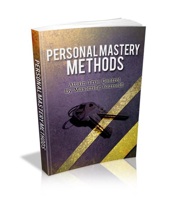 Personal Mastery Methods