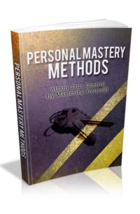 Personal Mastery Methods PLR Bundle