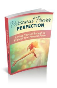 Personal Power Perfection PLR Bundle