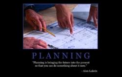 "Free ""Planning"" Wallpaper"