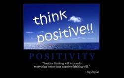 "Free ""Positivity"" Wallpaper"