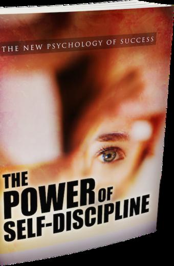 The Power Of Self-Discipline
