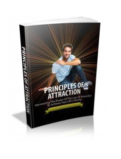 Principles Of Attraction PLR Bundle