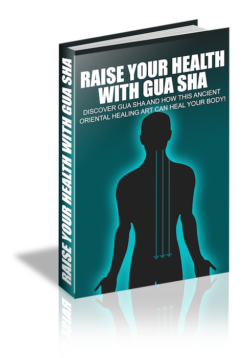 Raise Your Health With Gua Sha PLR Bundle