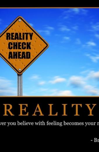 "Free ""Reality"" Wallpaper"