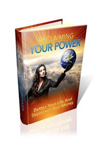 Reclaiming Your Power PLR Bundle