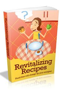 Revitalizing Recipes PLR Bundle