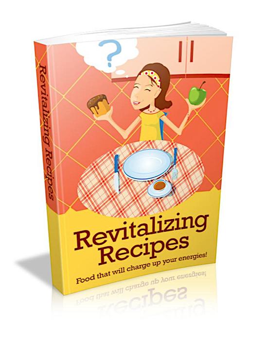 Revitalizing Recipes