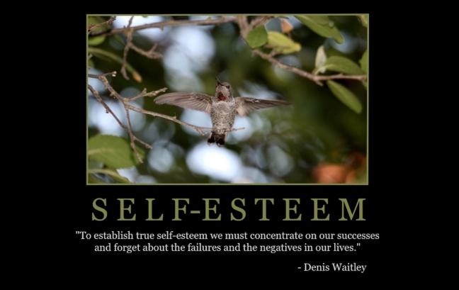 "Free ""Self-Esteem"" Wallpaper"