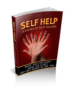 Self Help Lessons By Best Sellers PLR Bundle