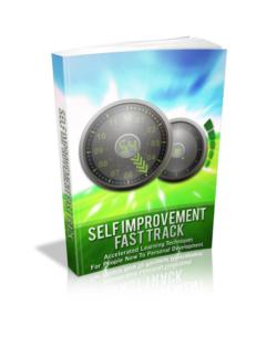 Self Improvement Fast Track PLR Bundle