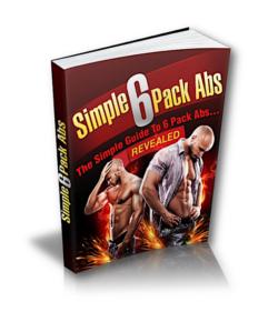 Simple 6 Pack Abs PLR Bundle