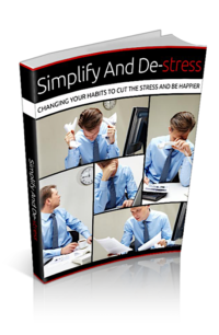 Simplify And Destress