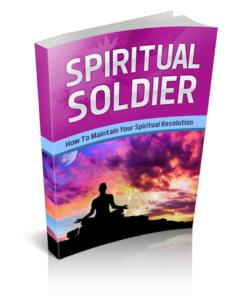 Spiritual Soldier PLR Bundle
