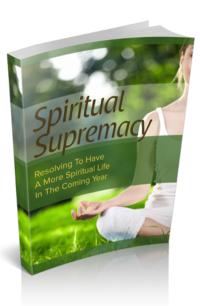 Spiritual Supremacy PLR Bundle