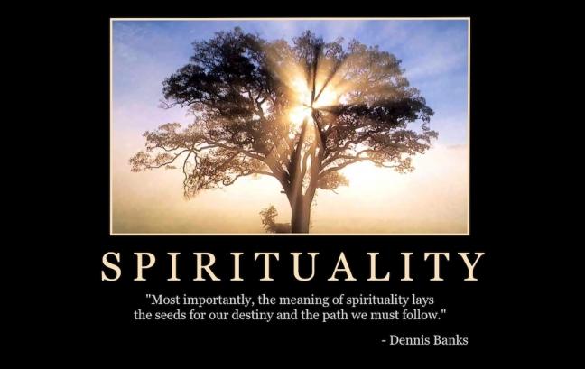 "Free ""Spirituality"" Wallpaper"