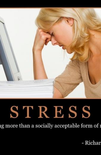 "Free ""Stress"" Wallpaper"