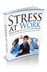 Stress At Work PLR Bundle