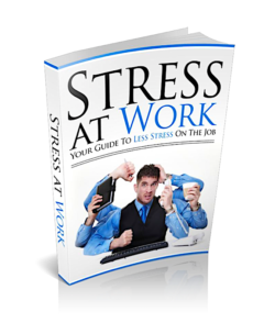 Stress At Work PLR Bundle