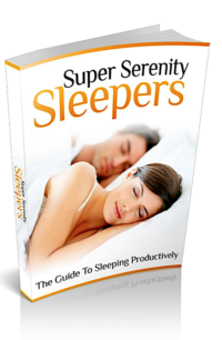 Super Serenity Sleepers PLR Bundle