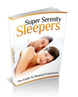 Super Serenity Sleepers PLR Bundle