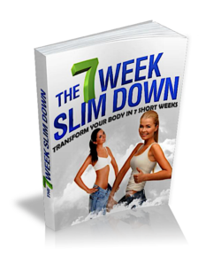 The 7 Week Slim Down PLR Bundle