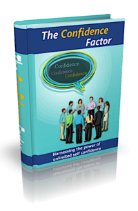 The Confidence Factor PLR Bundle
