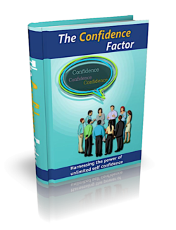 The Confidence Factor PLR Bundle