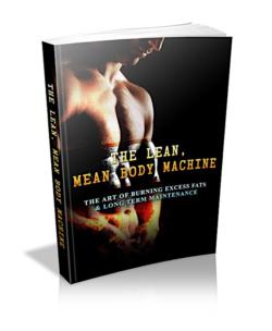 The Lean, Mean Body Machine PLR Bundle