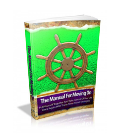 The Manual For Moving On PLR Bundle