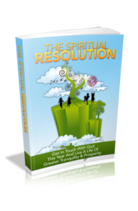 The Spiritual Resolution PLR Bundle