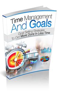 Time Management And Goals PLR Bundle