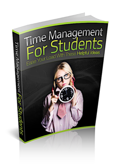 Time Management For Students PLR Bundle