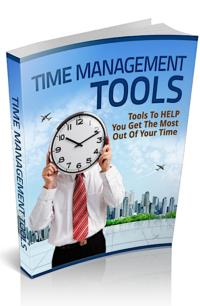 Time Management Tools PLR Bundle