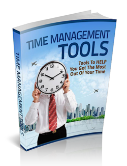 Time Management Tools PLR Bundle