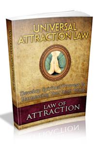 Universal Attraction Law PLR Bundle