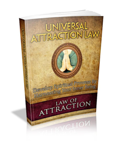 Universal Attraction Law PLR Bundle