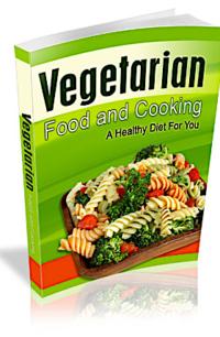 Vegetarian Food And Cooking PLR Bundle