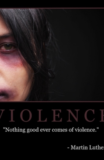 "Free ""Violence"" Wallpaper"