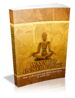 Ways To Inner Peace PLR Bundle