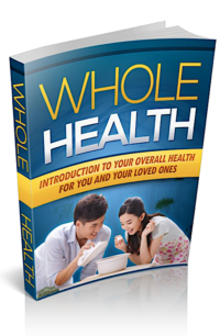 Whole Health PLR Bundle