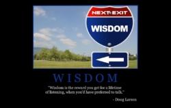 "Free ""Wisdom"" Wallpaper"