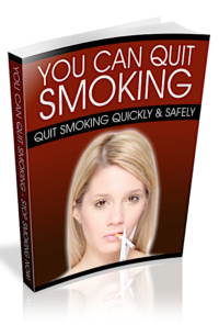 You Can Quit Smoking PLR Bundle