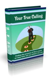 Your True Calling PLR Bundle