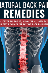 Natural Back Pain Remedies PLR Bundle
