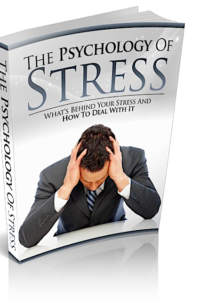 The Psychology Of Stress PLR Bundle