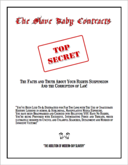 The Slave Baby Contracts