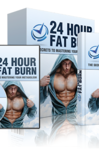 24 Hour Fat Burn PLR Bundle