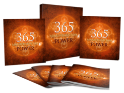 365 Manifestation Power PLR Bundle